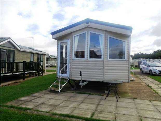 Park Home Mobile Home for sale in Delta Tranquility, Manor Park, Hunstanton