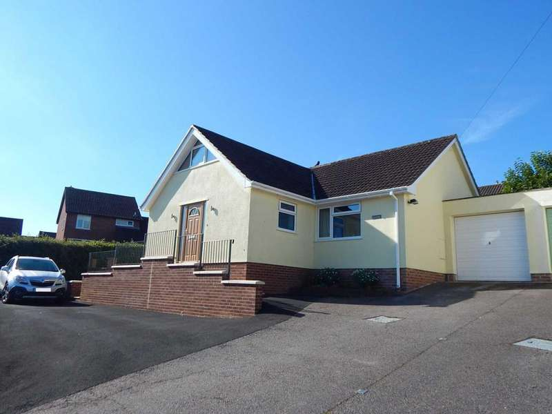 3 Bedrooms Detached Bungalow for sale in Hillhead, Colyton, Devon