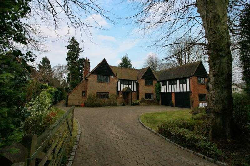 4 Bedrooms Detached House for rent in Gregories Road, Beaconsfield, HP9