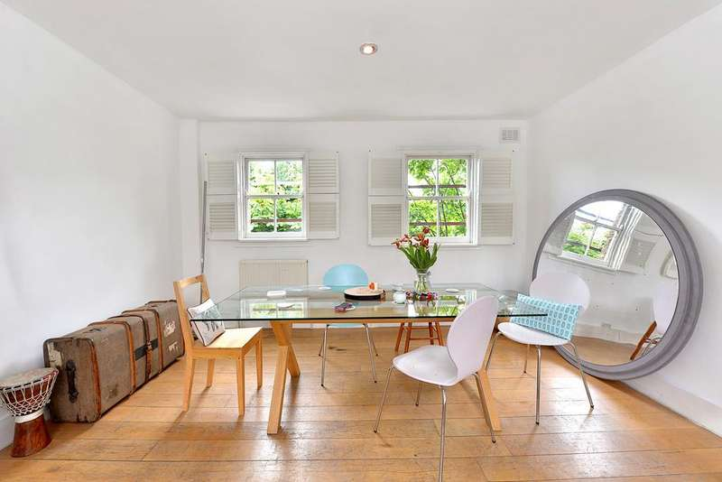 2 Bedrooms Flat for sale in Hackney Road, Hackney, London