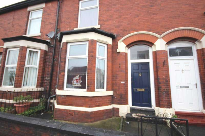 3 Bedrooms Terraced House for sale in Newton Street, Newton