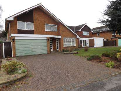 3 Bedrooms Detached House for sale in Stoneleigh Road, Solihull, West Midlands