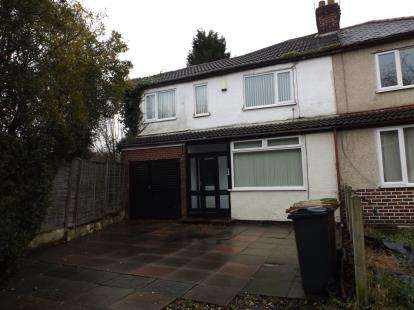 3 Bedrooms Semi Detached House for sale in Lucknow Road, Willenhall, West Midlands