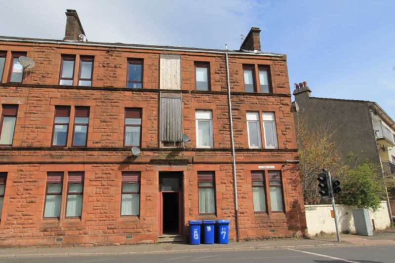 1 Bedroom Flat for rent in Thornhill, Johnstone