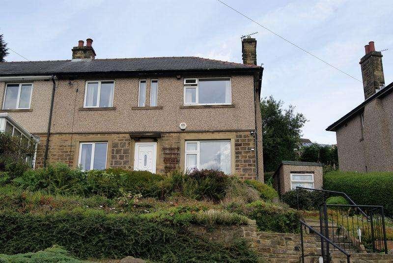 3 Bedrooms Semi Detached House for sale in Bylands Avenue, Riddlesden