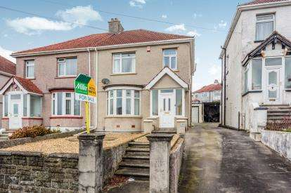 3 Bedrooms Semi Detached House for sale in St. Budeaux, Plymouth, Devon