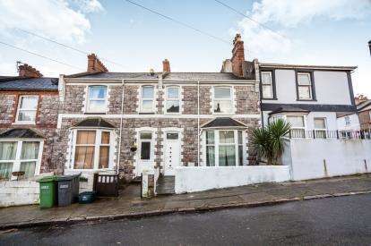 4 Bedrooms Terraced House for sale in Torquay, Devon, England