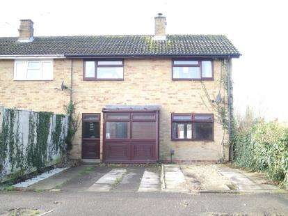 3 Bedrooms Semi Detached House for sale in Hounsdown, Southampton, Hampshire