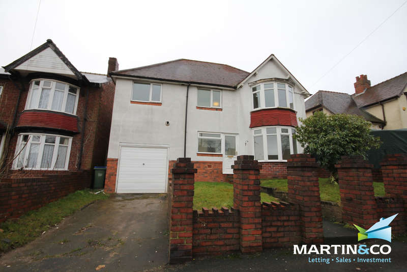 5 Bedrooms Detached House for rent in Bleakhouse Road, Oldbury, B68