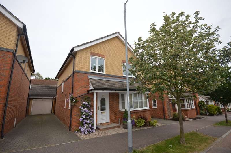 4 Bedrooms Detached House for rent in Ploomer Avenue, Hoddesdon