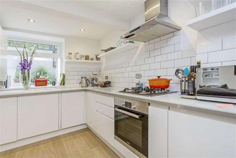 1 Bedroom Flat for sale in Medwin Street, London, London