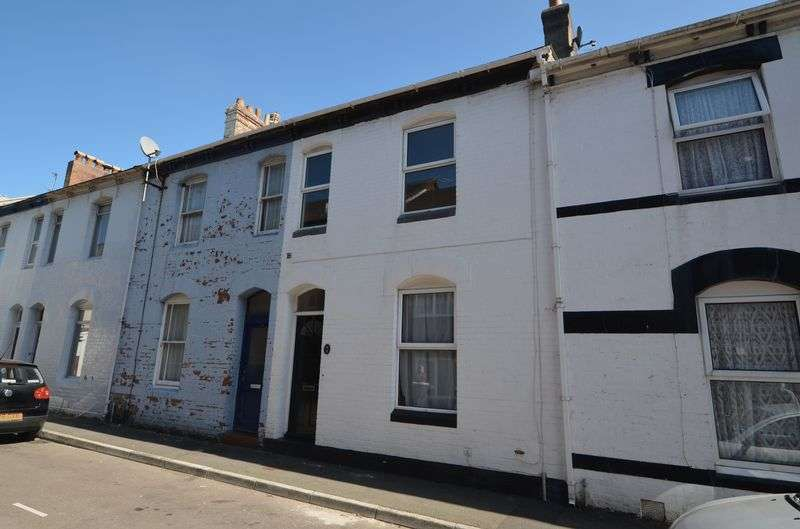 3 Bedrooms Property for sale in Pulchrass Street, Barnstaple