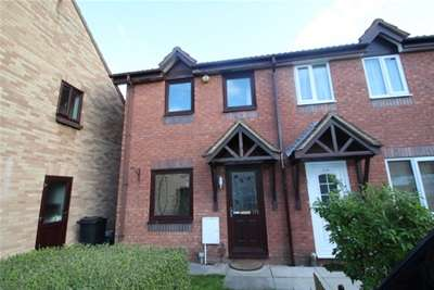 2 Bedrooms End Of Terrace House for rent in Ormonds Close, Bradley Stoke, Bristol