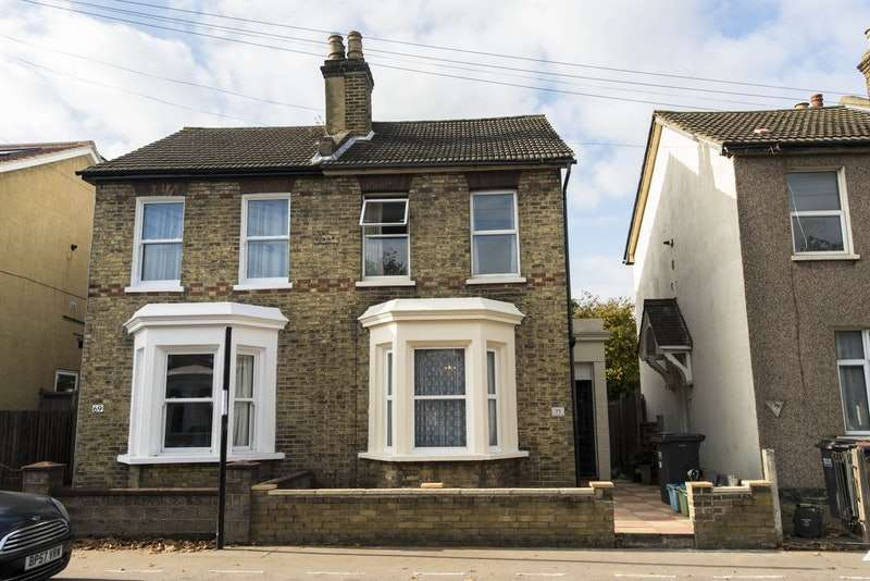 2 Bedrooms Semi Detached House for sale in Davidson Road, Croydon, Surrey, CR0