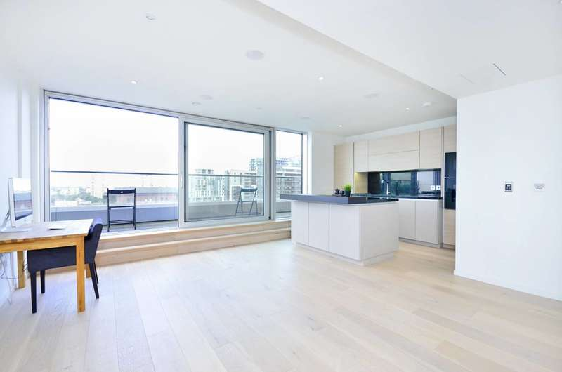2 Bedrooms Flat for sale in Oakland Quay, Isle Of Dogs, E14