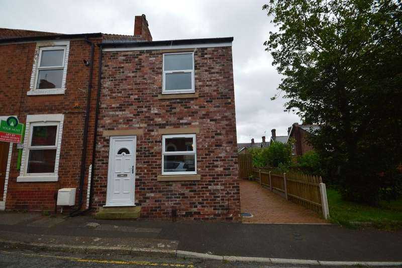 3 Bedrooms Property for rent in Rectory Road, Staveley, Chesterfield, S43