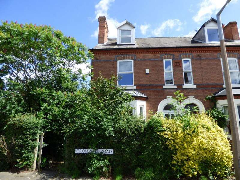 4 Bedrooms Semi Detached House for rent in Cromwell Road, beeston, Nottingham, NG9 4DG