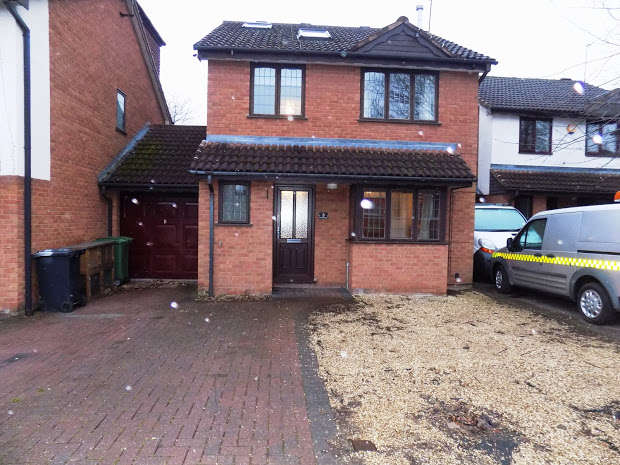 4 Bedrooms Detached House for rent in The Greenwoods, Stourbridge, DY8