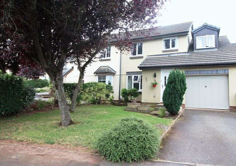 4 Bedrooms Property for sale in Wesley Way, Exeter