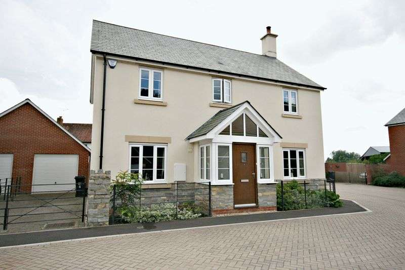 4 Bedrooms Property for sale in Shaws Orchard Bawdrip, Bridgwater
