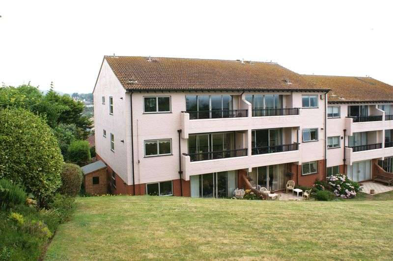 2 Bedrooms Property for sale in Cliff Road, Budleigh Salterton