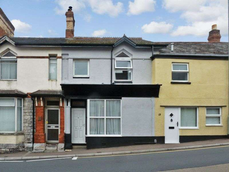 2 Bedrooms Property for sale in Fore Street, Kingsteignton