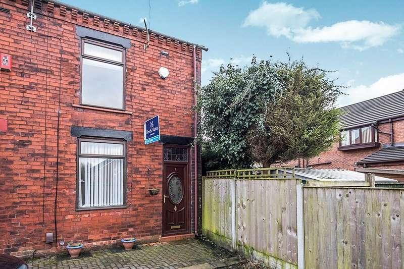 2 Bedrooms Terraced House for sale in Robert Street, Platt Bridge, Wigan, WN2