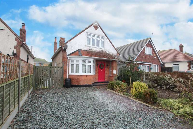 2 Bedrooms Bungalow for sale in Union Road, West Clacton