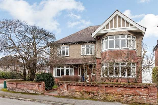 5 Bedrooms Detached House for sale in Westbourne Crescent, Southampton, Hampshire