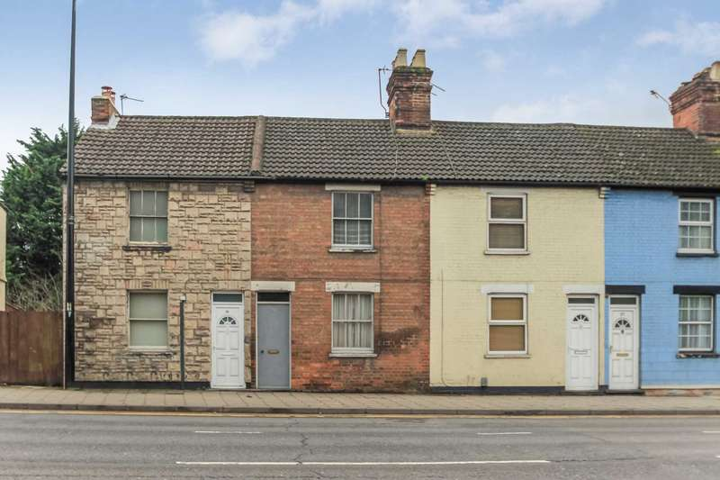 3 Bedrooms Terraced House for sale in Friarage Road, Aylesbury