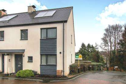 3 Bedrooms End Of Terrace House for sale in Bodmin, Cornwall, England