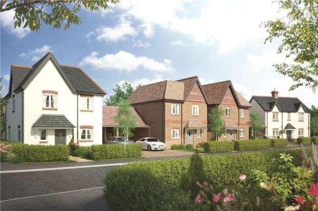 3 Bedrooms Link Detached House for sale in Eldridge Park, Bell Foundry Lane, Wokingham