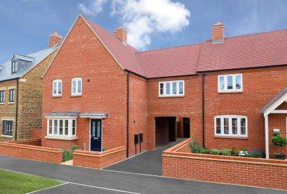 4 Bedrooms Link Detached House for sale in The Brackens, Radstone Fields, Halse Road, Brackley
