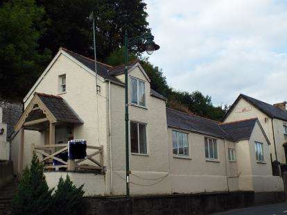 4 Bedrooms Detached House for sale in Bridge Street, Corwen, Denbighshire, LL21