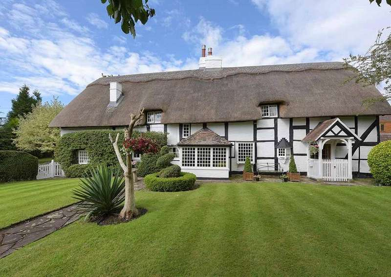 4 Bedrooms Detached House for sale in Uckinghall, Tewkesbury, Worcestershire, GL20