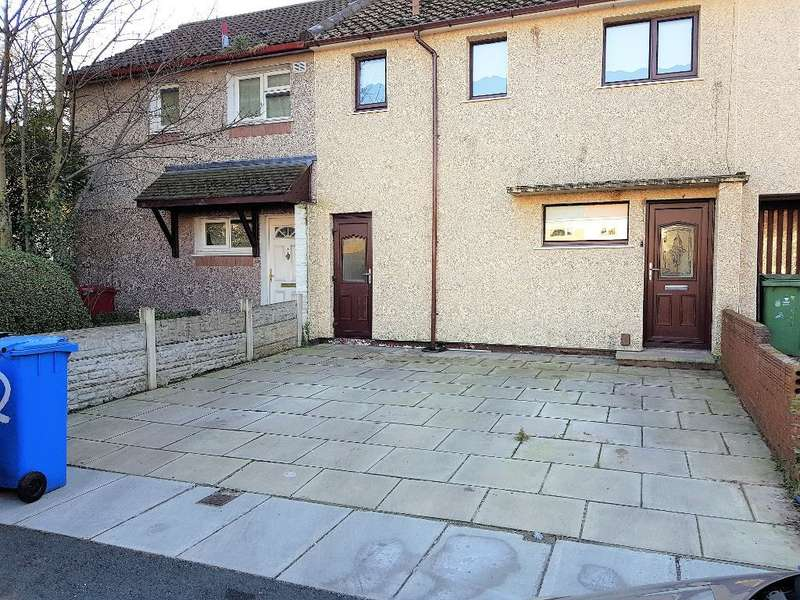3 Bedrooms Terraced House for sale in Lindby Close, Kirkby, Liverpool, L32 6SH