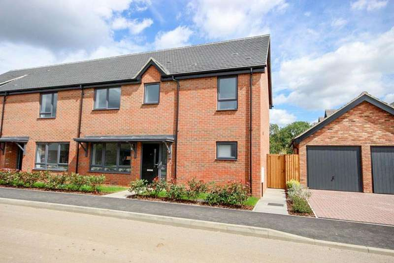 3 Bedrooms End Of Terrace House for sale in Chigwell Grove, Luxborough Lane, IG7
