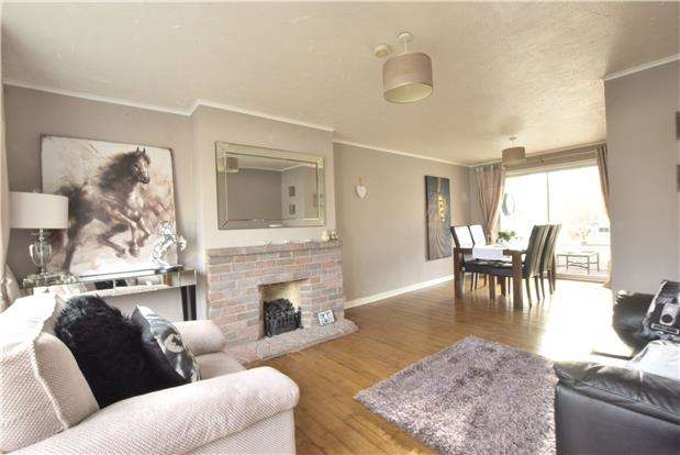 3 Bedrooms Semi Detached House for sale in Castlefields Avenue, Charlton Kings, Cheltenham, GL52