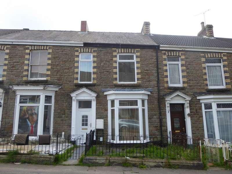 4 Bedrooms Terraced House for sale in Norfolk Street, Mount Pleasant, Swansea, SA1