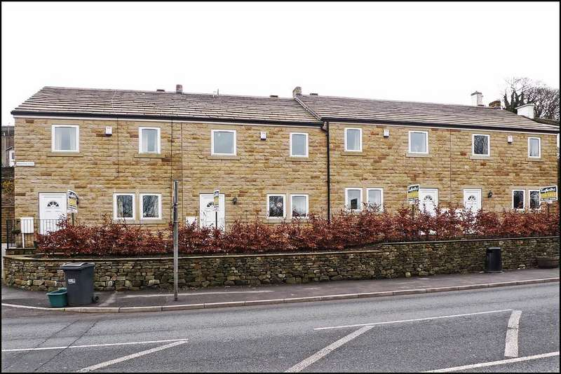 3 Bedrooms Mews House for sale in Moor View Close, Skipton Road, Foulridge BB8