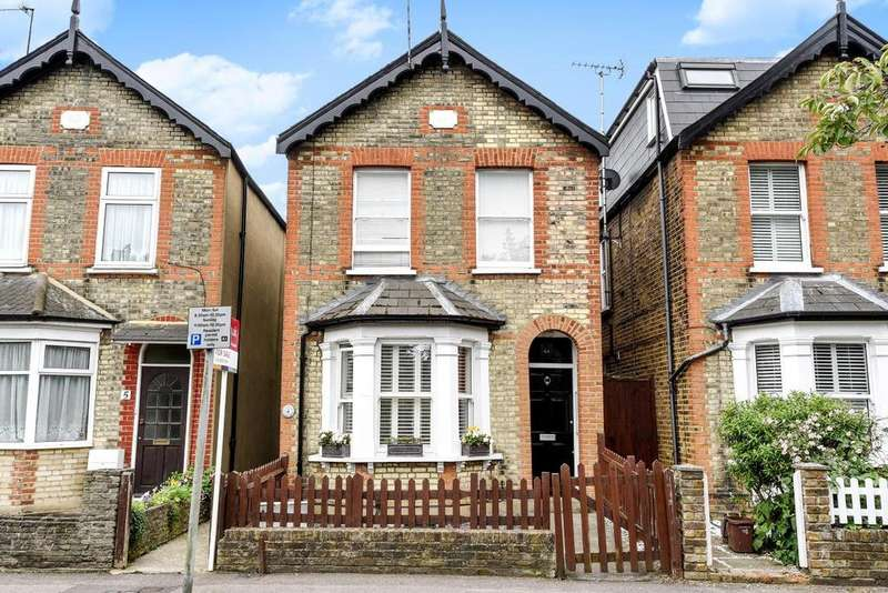1 Bedroom Flat for sale in Gordon Road, Kingston upon Thames