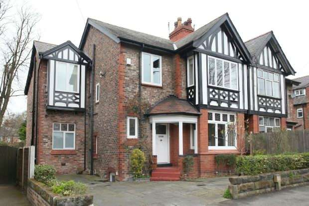 4 Bedrooms Semi Detached House for rent in Westgate, Hale