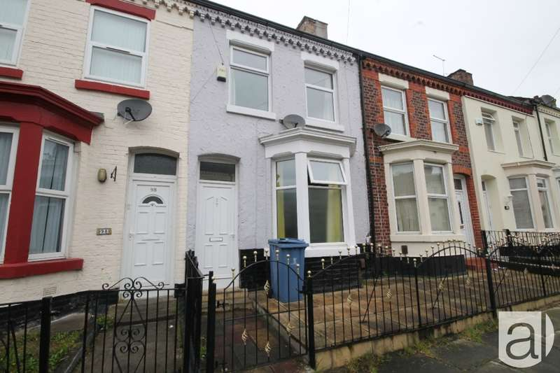2 Bedrooms Terraced House for sale in Jacobs Street Toxteth L8