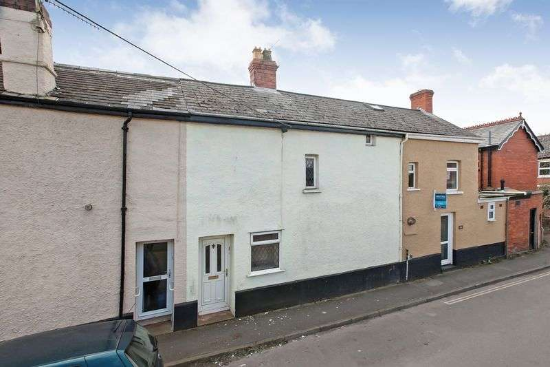 3 Bedrooms Property for sale in Chapel Street, Tiverton
