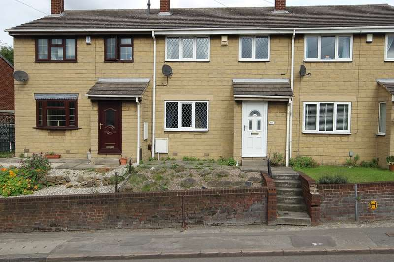 3 Bedrooms Town House for sale in Burton Rd, Barnsley, South Yorkshire, S71