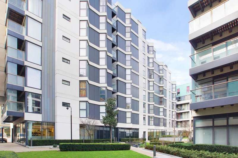 2 Bedrooms Apartment Flat for rent in Dance Square, Clerkenwell, London, EC1V