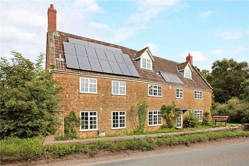 6 Bedrooms Detached House for sale in Clanville, Castle Cary, Somerset, BA7