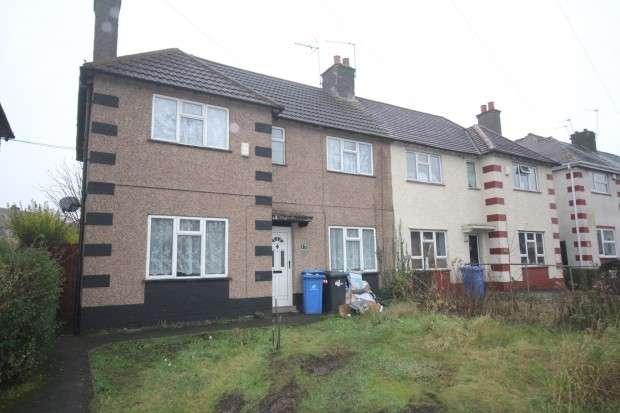 3 Bedrooms Semi Detached House for rent in Warwick Avenue, Derby, DE23