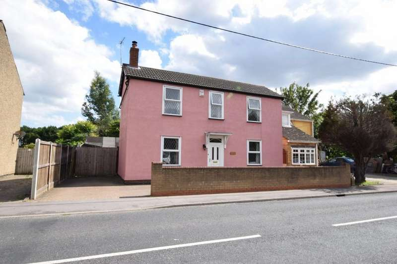 4 Bedrooms Detached House for sale in Station Road, Thorpe-le-Soken, CO16 0HD
