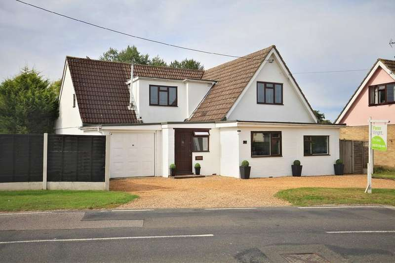 5 Bedrooms Detached House for sale in Brook Road, Tolleshunt Knights, CM9 8EX